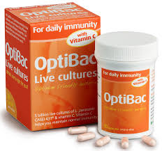 optibac probiotics for daily immunity with vitamin C