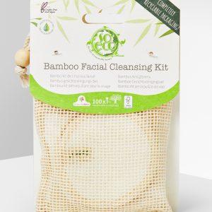 SoEco Bamboo Facial Cleansing Kit