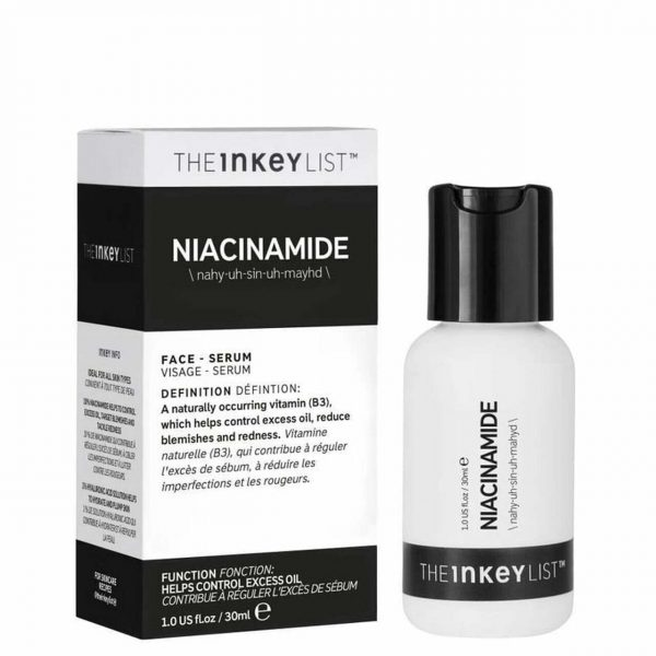 the inkey list niacinamide
